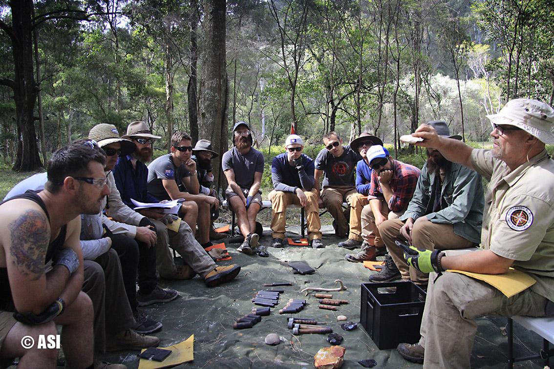 Survival courses - Aussie Survival Instructors