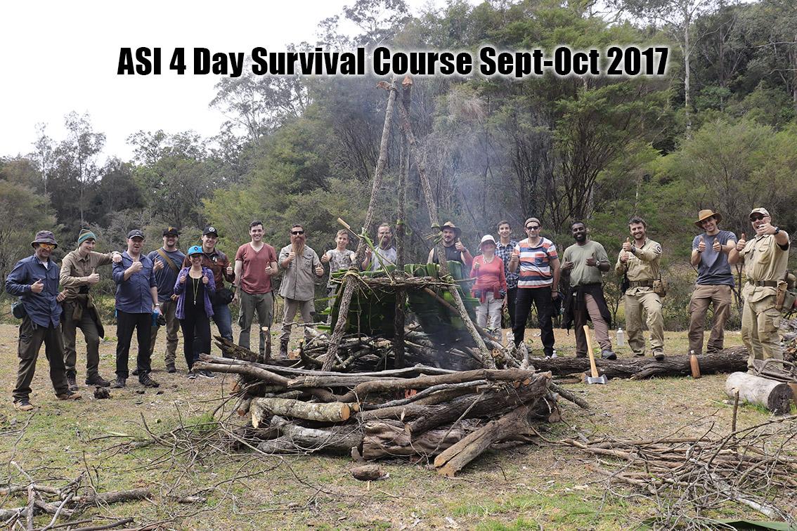 Aussie Survival Instructors - Australia's most comprehensive